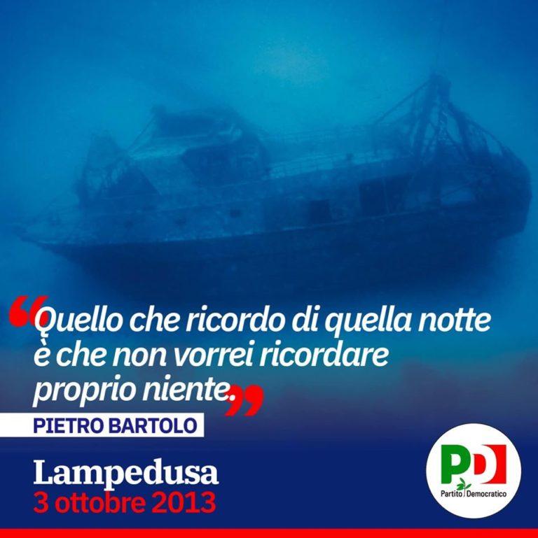 3 ottobre 2013 naufragio di Lampedusa, oggi l'orrore dei lager libici