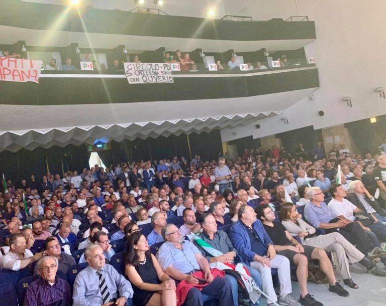 Presenze record all'assemblea regionale del PD a Catanzaro
