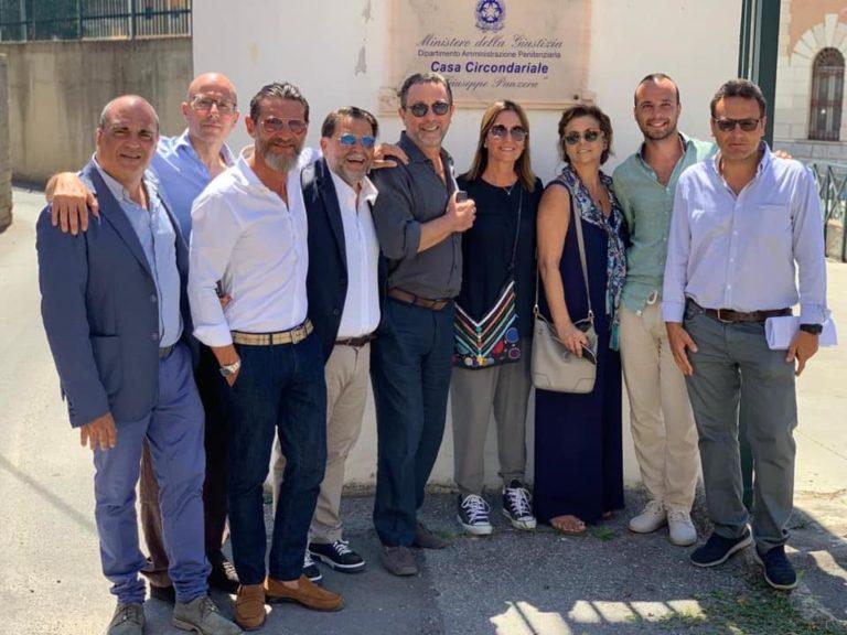 """FerragostoInCarcere presso la casa circondariale di Reggio Calabria """"Panzera"""